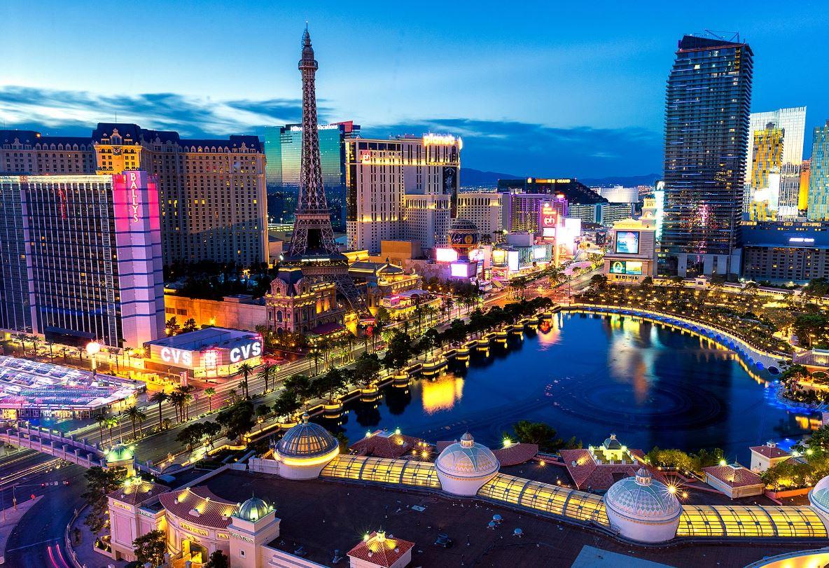 Wer kann den Hotelvergleich in Las Vegas für sich entscheiden?